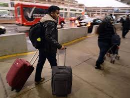 Checked Bags United Five Myths About Carry On Bags