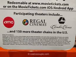 tickets gift card movietickets gift card