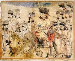 Mongolian Empire Map Positive Legacies Of The Mongolian Empire International Trade