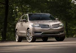 lincoln jeep 2016 2016 lincoln mkx scores top safety pick in iihs crash test