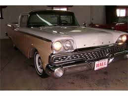 ranchero car 1959 ford ranchero for sale on classiccars com