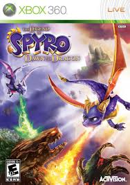 the legend of spyro dawn of the dragon ign