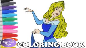 disney princess aurora coloring book pages sleeping beauty