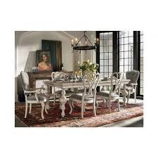 furniture elan dining table set in belgian wheat
