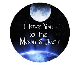 i you to the moon and back 11 inch lake lifestyle