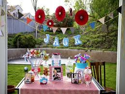 birthday decoration at home for kids splendid design kids birthday party ideas at home fine decoration