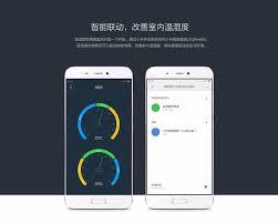 new smart home products 100 new original xiaomi intelligent mini temperature humidity