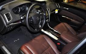 acura inside test drive 2015 acura tlx v6 drivetofive