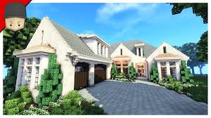 country house minecraft amazing country house