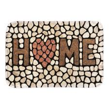 decorative floor mats home home stone doormats funny indoor outdoor front door floor mats