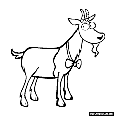 online coloring page farm animals online coloring pages page 1