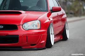 subaru bugeye jdm simplicity is beauty tucker u0027s subaru wrx stancenation