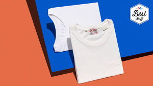 the best white t shirts for every situation gq