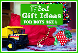 17 best gift ideas for boys age 5 essentially