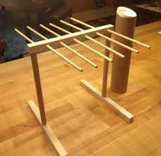 Wooden Clothes Dryer This Pasta Drying Rack Is Hand Made In My Home Workshop And Comes