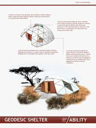 geodesic refugee shelter geodesic world pinterest