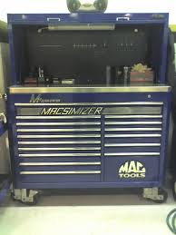 Tool Box Top Hutch Fs Top Of The Line Macsimizer Tool Box Stainless Top And Hutch