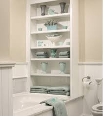 homey ideas bathroom wall shelf 15 small storage solutions and