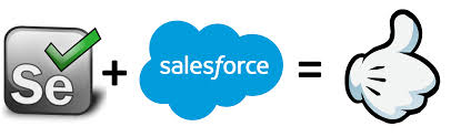 selenium and salesforce u2013 salesforce automation testing u2013 video