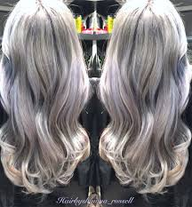 hombre style hair color for 46 year old women 85 silver hair color ideas and tips for dyeing maintaining your