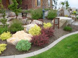 custom landscape design in draper utah pebble creek design