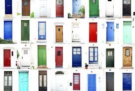 Green Upvc Front Doors by Front Door Wondrous Red Composite Front Door For House Ideas