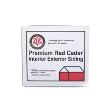 18 in 1 perfection western red cedar kiln dried shingle 125