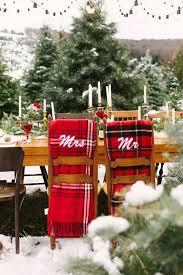 25 magical christmas tree farm wedding ideas weddingomania