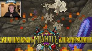 captainsparklez house in mianite minecraft mianite maze of death alkanite prison u0026 steeve 36
