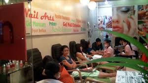 mich u0026 myl nails video tour of the philippines best nail salon