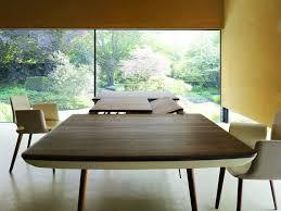 esstisch design esstisch ausziehbar dansk design massivholzmöbel