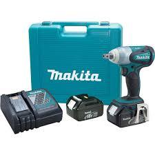 makita btw251 18v lxt lithium ion cordless 1 2