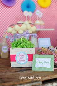 easter table favors the easter egg hunt party and new easter