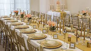 wedding cake table ideas gold glam wedding cake table idea city