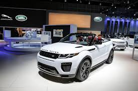 land rover convertible 2016 range rover evoque convertible revealed autocar
