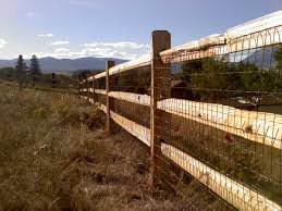 agriculture fence high country fence