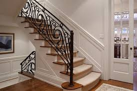 railings for stairs metal design railings for stairs pictures