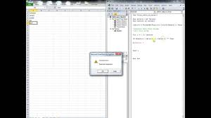vba excel how to populate an array in vba excel youtube