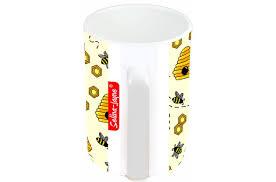 jayne bees limited edition designer mug and coaster gift set