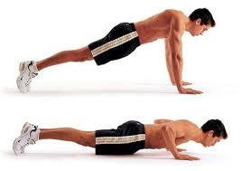 Bench Press Ups Home Chest Workout Ideas The Health Science Journal