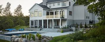 shades of gray modern farmhouse north architects pictures