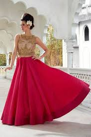 party wear gowns designer heavy partywear gown at rs 1820 fancy gown