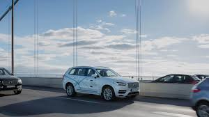 xc90 test drive drive me u2013 the self driving car in action volvo cars