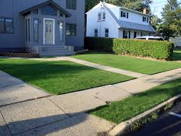 Fake Grass For Patio Fake Grass Alhambra California Paver Patio Front Yard Ideas