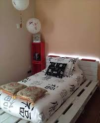 Pallet Platform Bed Diy Recycled Pallet Bed Frame Ideas With Pallets