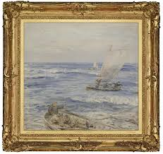 the lobster fishers william mctaggart ngv view work