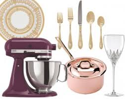 bridal registry ideas wedding registry gifts to match your personality mazelmoments