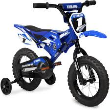 wheels motocross bikes 12 yamaha moto child s bmx bike walmart com