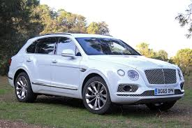 suv bentley 2016 2016 bentley bentayga suv white color autocar pictures