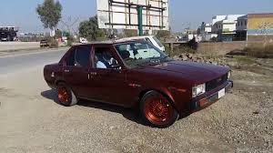 toyota old cars toyota corolla 82 from pakistan hd youtube